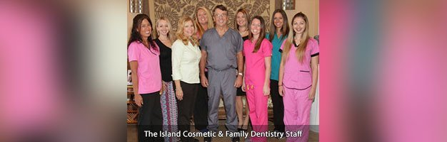 Island Cosmetic and Family Dentistry Staff