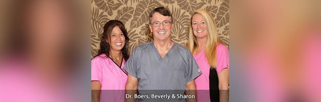 Dr. Boers, Beverly & Sharon