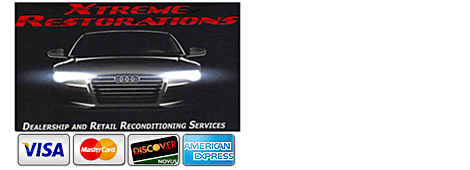 auto detailing | Clearwater, FL | Xstreme Restorations | 727-260-5961