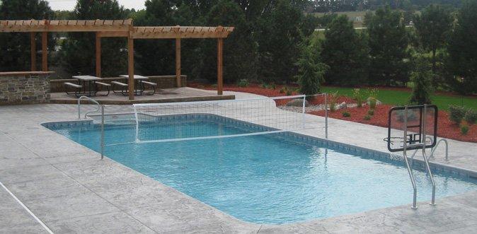 Custom Swimming Pools Swimming Pool Underground