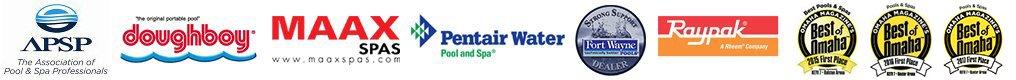 APSP - Doughboy - MAAX Spas - Pentair Water Pool and Spa - Fort Wayne Pools - Raypak