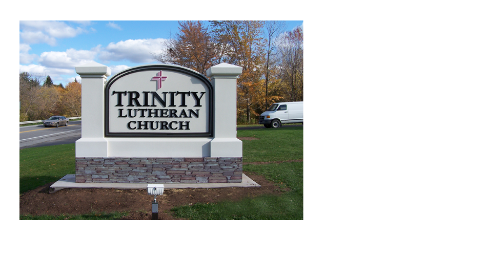wooden signs | Spencerport, NY | Natale Signs | 585-352-1884
