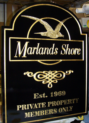 custom lettering | Spencerport, NY | Natale Signs | 585-352-1884