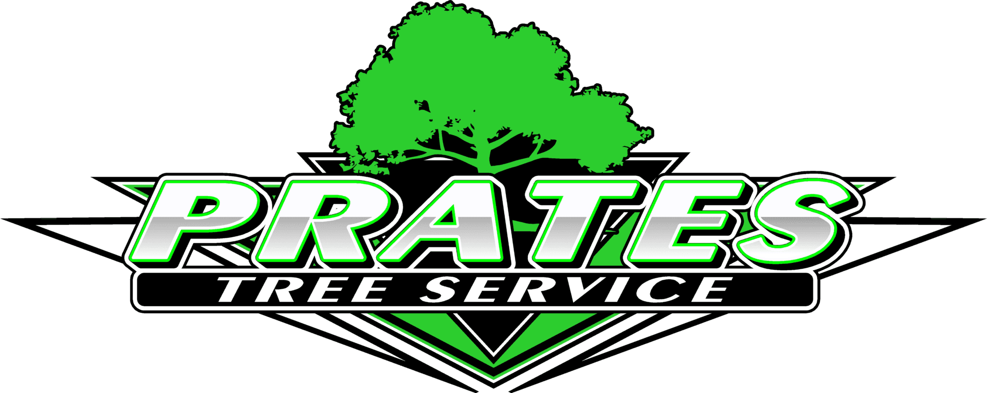Prate's Tree Service   Logo