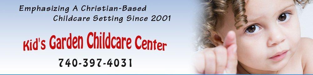 Day Care Mount Vernon, OH - Kid's Garden Childcare Center