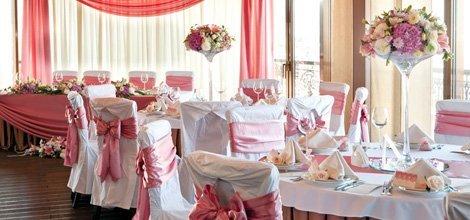 Party birthday room arrangement