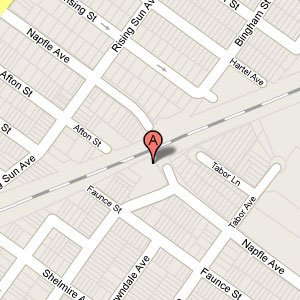 Get Directions to Our Philadelphia, PA B.C.A. Hubcaps & Wheel Co. Location