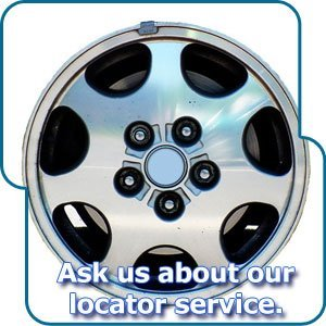 Wheels - Philadelphia, PA - B.C.A. Hubcaps & Wheel Co. - Ask us about our locator service.
