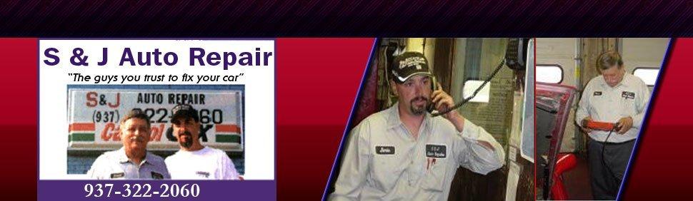S & J Auto Repair - Auto Mechanic - Springfield, OH