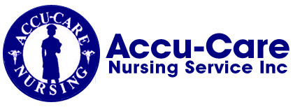 Accu-Care Nursing Service Inc logo