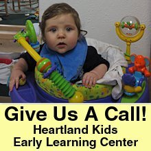 Learning Center - Marion, IL - Heartland Kids Early Learning Center - Child - Give Us A Call!