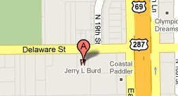 Jerry L Burd DDS - 3555 Delaware, Beaumont, TX 77706