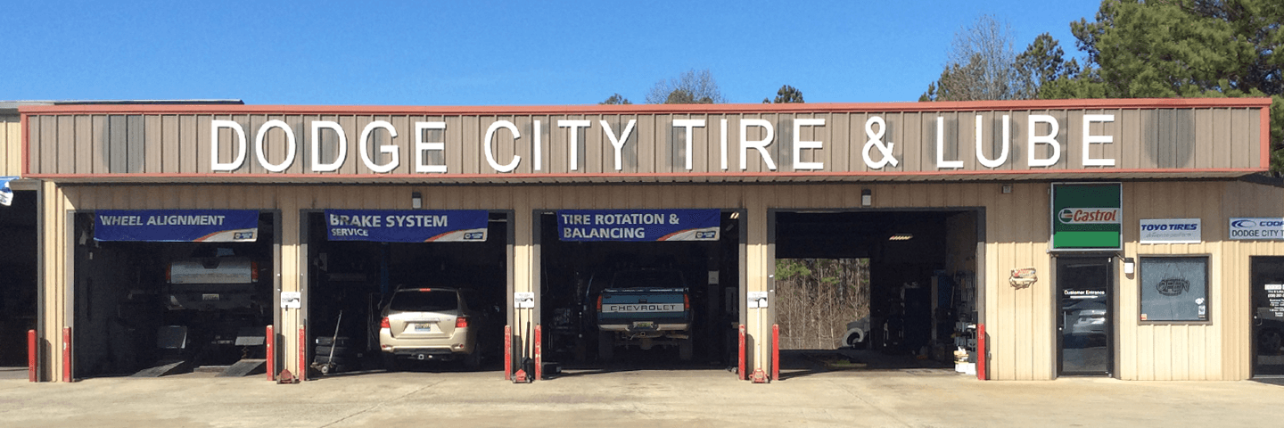 Dodge City Tire & Auto Repair shop
