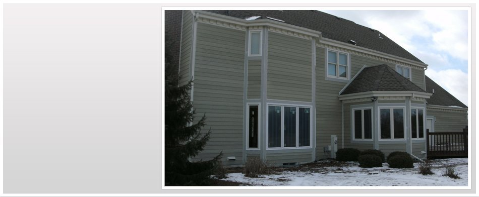 Ice damming   Hartford, WI   D & W Seamless Gutters   262-673-6409