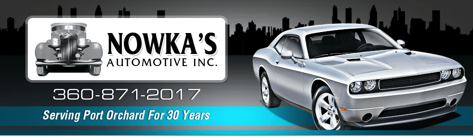 Auto Repair - Port Orchard, WA - Nowka's Automotive Inc.