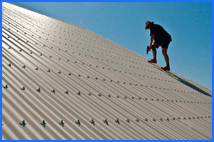 Commercial Roofing - North Oxford, MS - Parker Roofing Co.