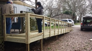 Texas ramp project - after