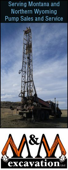 Drilling Services - Billings, MT - Mayes Drilling Inc.