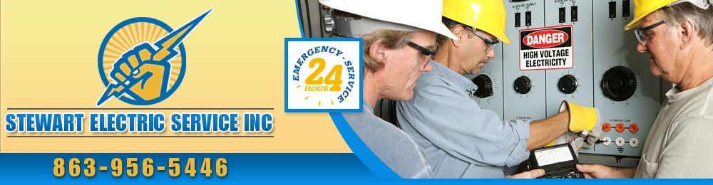 Electricians - Lake Alfred, FL - Stewart Electric Service Inc