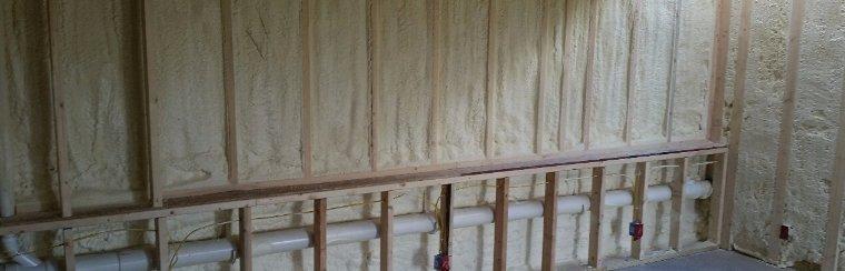 Spray Foam Roof Deck