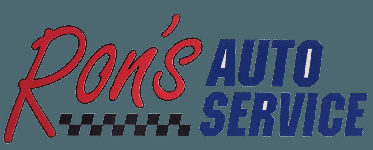 Ron's Auto Service - logo