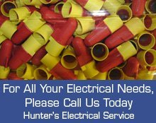Electrical Contractor - Salisbury, NC - Hunter's Electrical Service