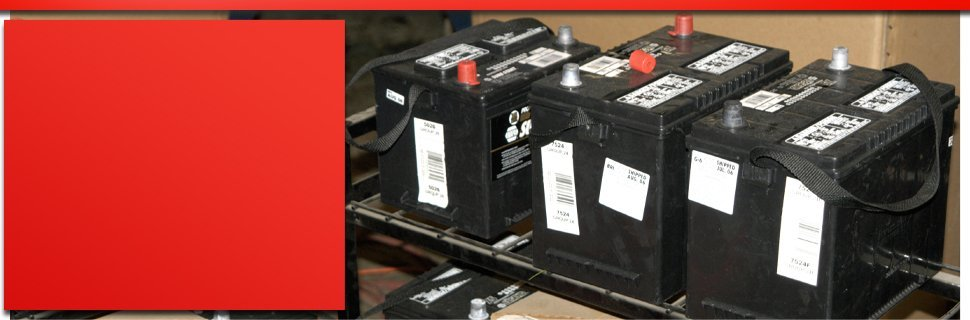 Auto Batteries | Panama City, FL | Barry's Battery Warehouse | 8507470065
