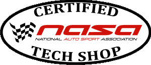 NASA Tech shop certified logo