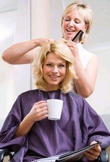hair salon - Rancho Cucamonga, CA  - RC Spa & Beauty Center - Haircut