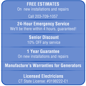 Electrician  - Watertown, CT  - BT Electrical Services