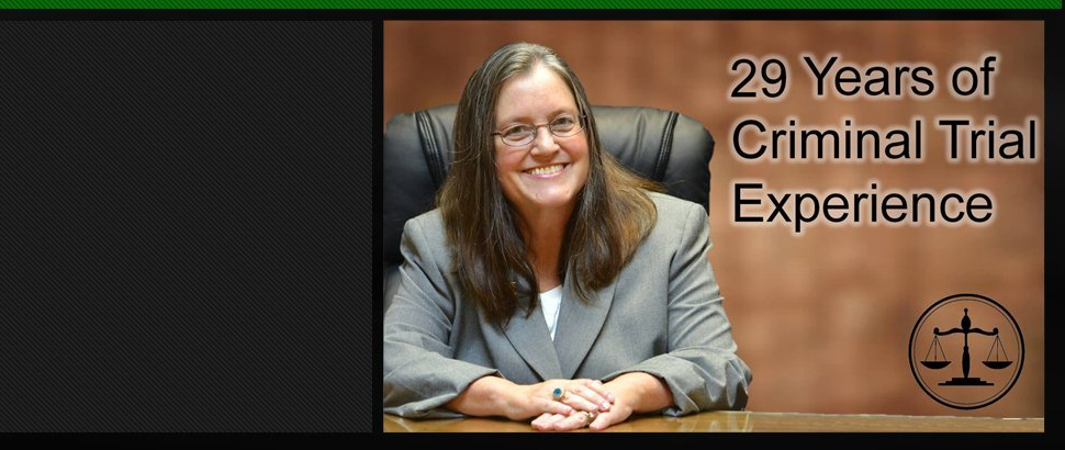 29 Years of Criminal Trial Experience | Waynesville, MO | Deborah Hooper Attorney at Law | 573-774-0095