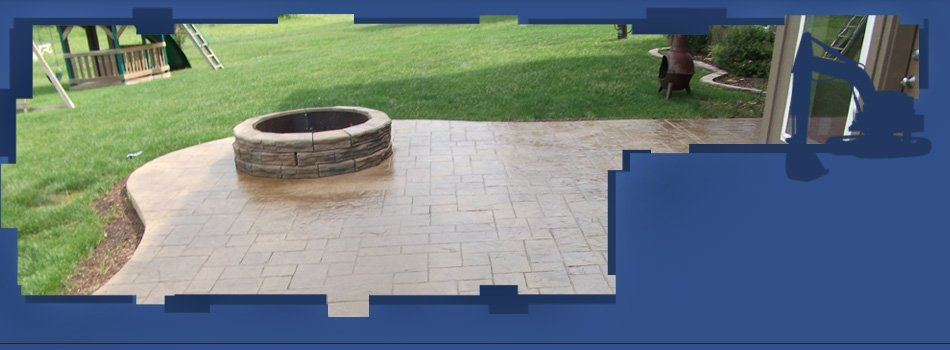 Concrete architectural accents | Edgerton, KS | Professional Finish Concrete | 913-498-9465