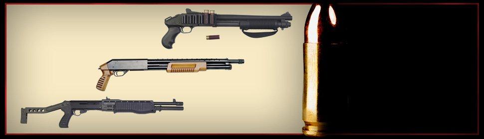 Shotguns | Rochester, PA | John Brown's Armory | 724-728-4444