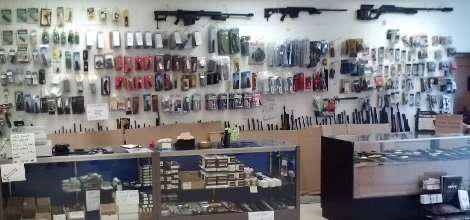 New and Used Guns | Rochester, PA | John Brown's Armory | 724-728-4444
