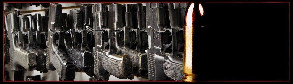 Handguns | Rochester, PA | John Brown's Armory | 724-728-4444