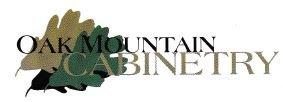 Oak Mountain Cabinetry Inc - logo
