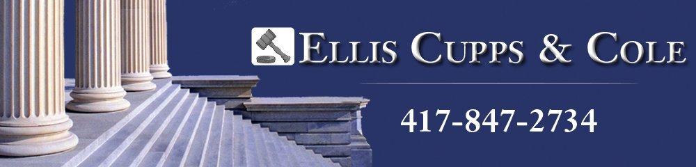Lawyer - Cassville, MO - Ellis Cupps & Cole