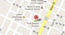 Ellis Cupps & Cole 702 West St. Cassville, MO 65625