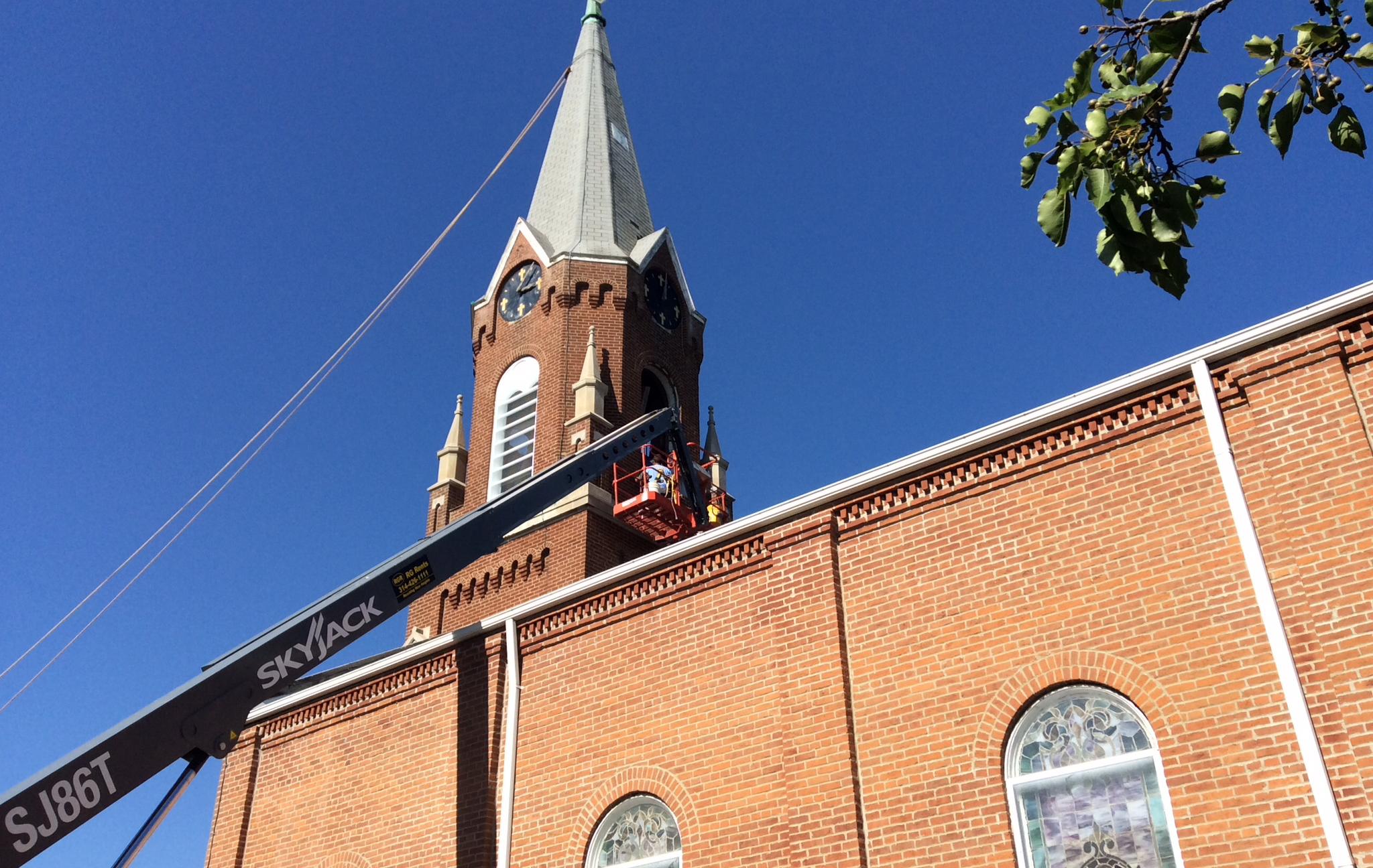Church restoration