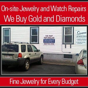 Jewelry Store - Shrewsbury, MA - Simon Jewelers