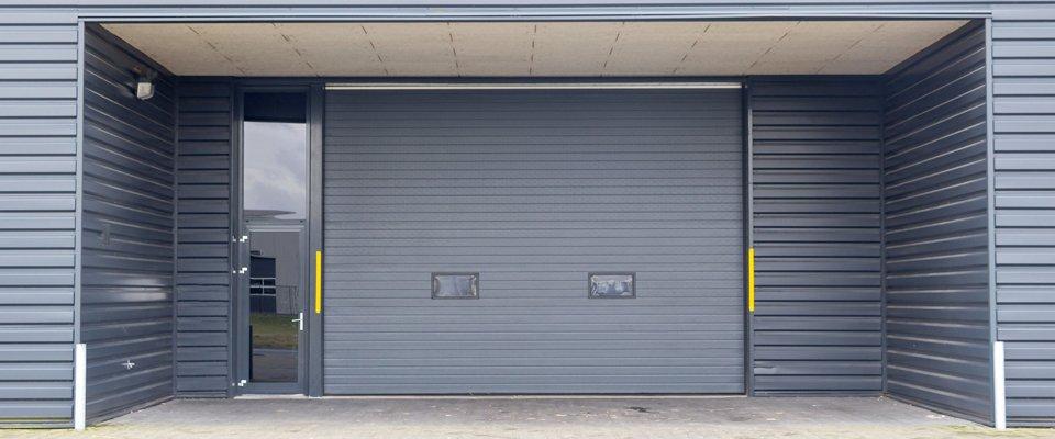 Specialty garage door