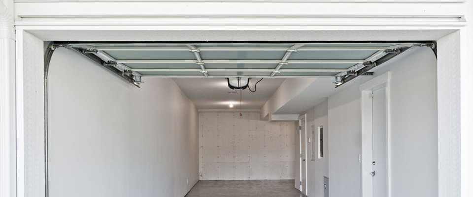 Commercial garage opener