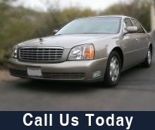 Car Service - Scottsdale, Paradise Valley, Fountain Hills, And Carefree, AZ - Christopher Alexander's Elite Taxi Service