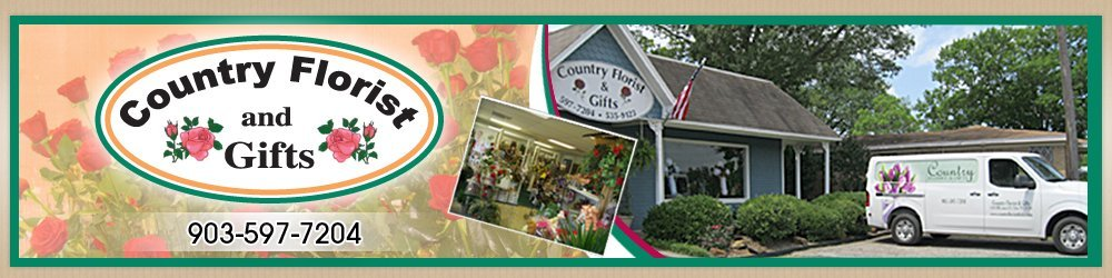 Floral Services Tyler, TX - Country Florist And Gifts