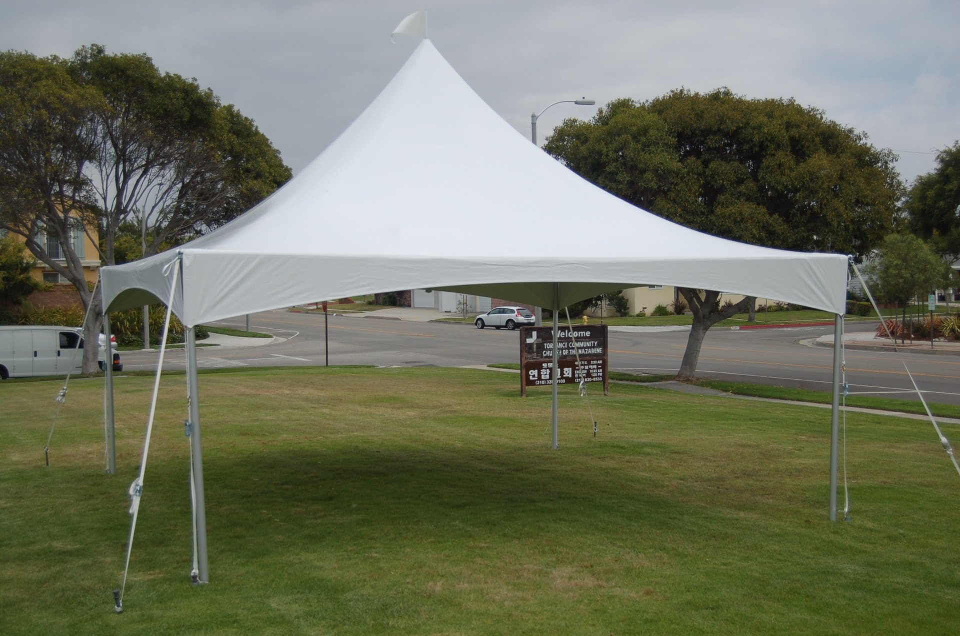 Larger sizes available & Tent Rental | Event Specialist | Ada MI