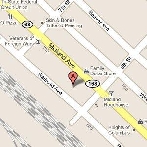 Basinger Agency - 744 Midland Ave Midland, PA 15059-1412