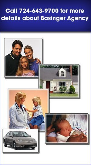 Basinger Agency - Midland, PA - Life Insurance - Call 724-643-9700 for more details about Basinger Agency