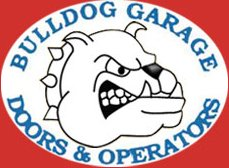 Bulldog Garage Doors & Operators - Logo