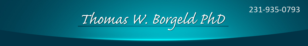 Psychologist - Traverse City, MI - Thomas W. Borgeld PhD