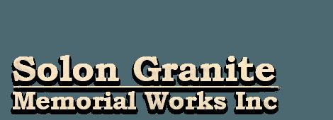 Solon Granite Memorial Works Inc